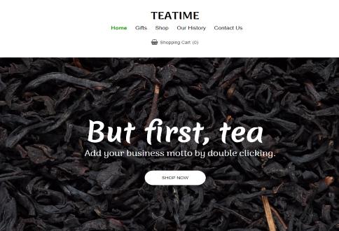 Традиции чаепития